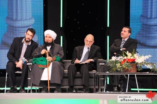 Habib Ali, Dr Jamal Badwi dan Dr Amr Khaled