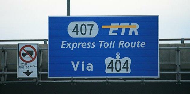 407 Highway