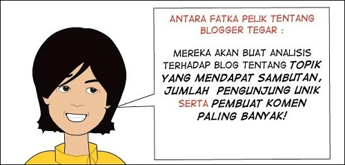 Blogger Tegar 10