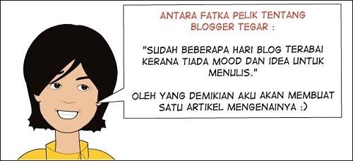Blogger Tegar 12