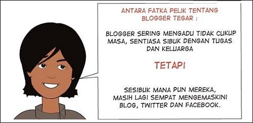 Blogger Tegar 2