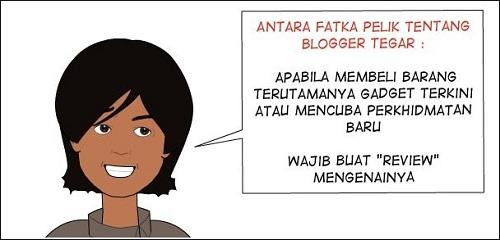 Blogger Tegar 4
