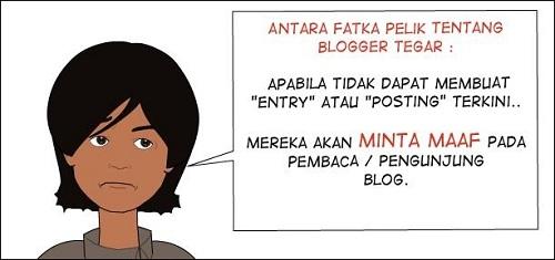 Blogger Tegar 5
