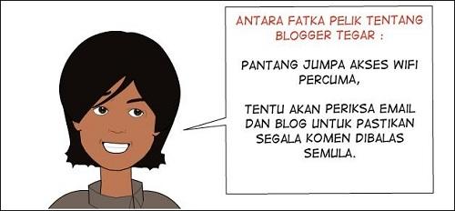 Blogger Tegar 6