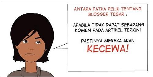 Blogger Tegar 7