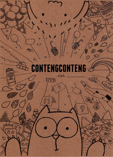 Buku Conteng Conteng