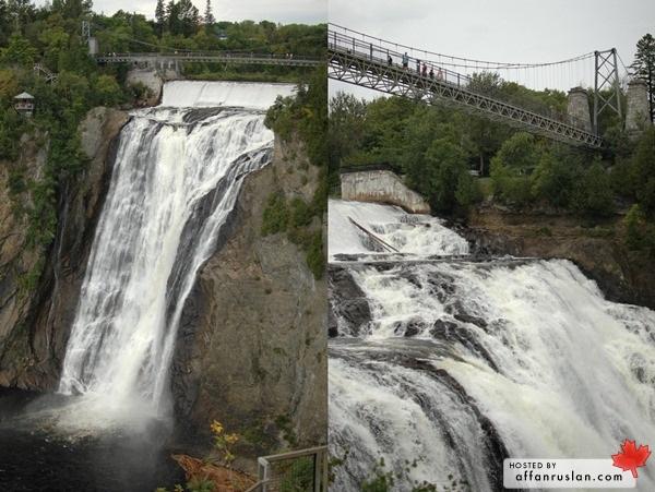 Montmercy Falls