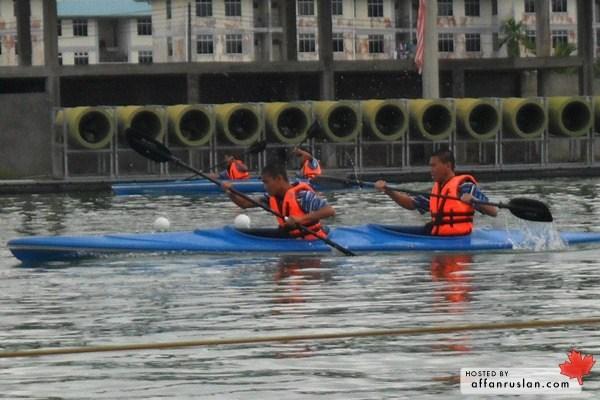 Kayak PLKN