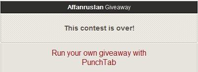 Punctab Contest