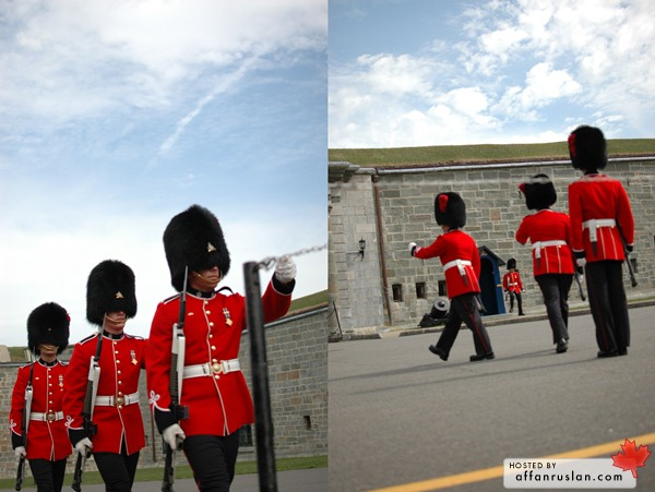 Quebec Citadelle