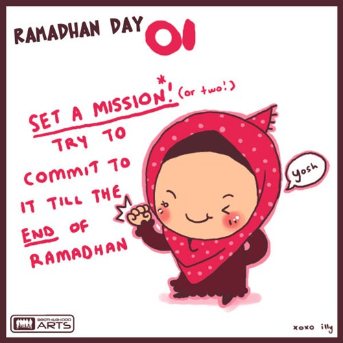 Ramadhan 1