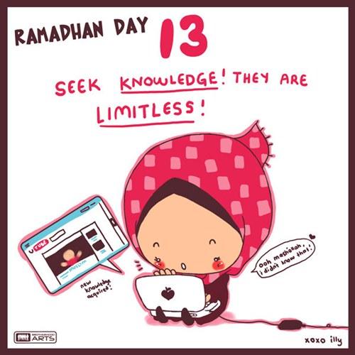 Ramadhan 13