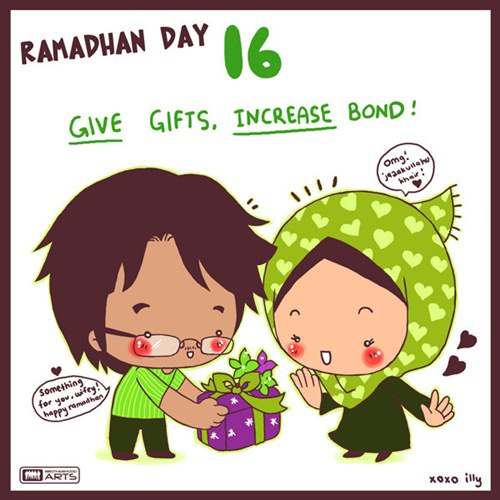 Ramadhan 16
