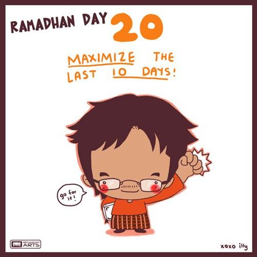 Ramadhan 20