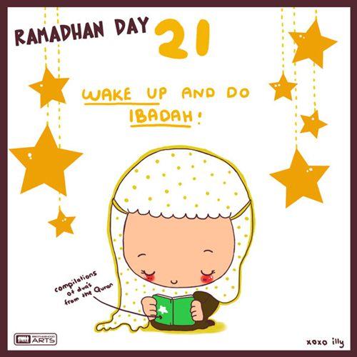 Ramadhan 21