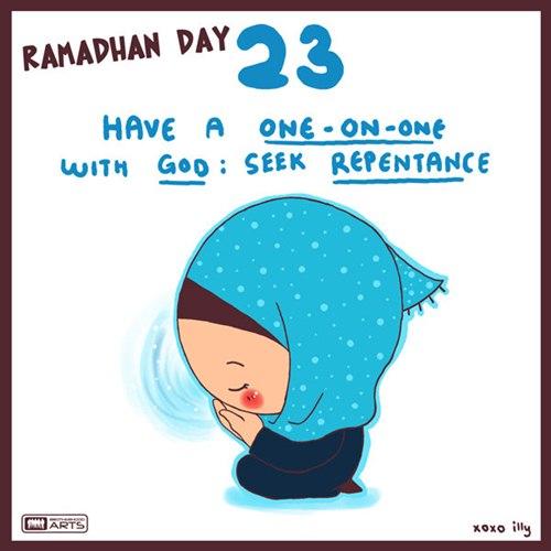 Ramadhan 23
