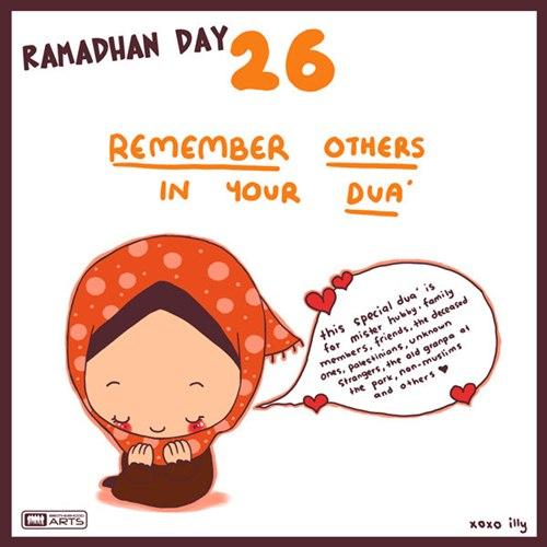 Ramadhan 26