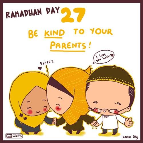 Ramadhan 27