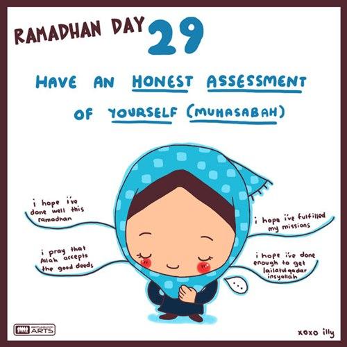 Ramadhan 29