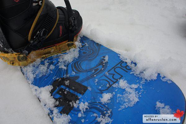 Snowboarding Board