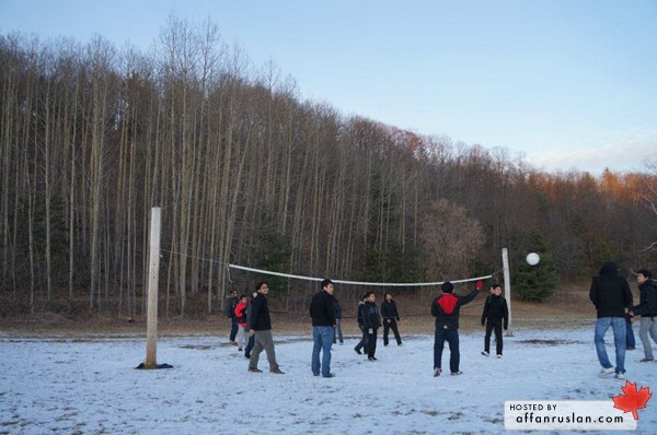 Winter Volley Ball