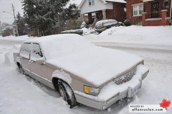 hamilton snow day