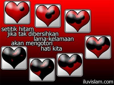hati kotor