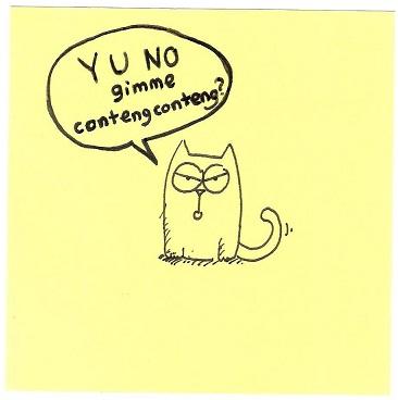 kartun kucing
